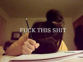Just homework