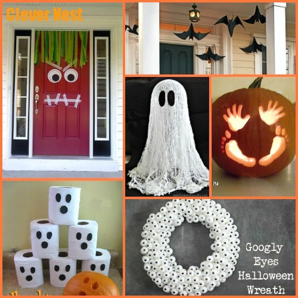 11 Kid Friendly Halloween Ideas Halloween ideas, Halloween kids - Kid Friendly Halloween Decorations