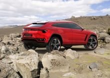 Lamborghini finally takes the wraps off its much rumored SUV during Auto China 2012 in Beijing. The Urus concept points the direction for a production SUV in the Lamborghini line-up. Read this blog post by Wayne Cunningham on Crave.