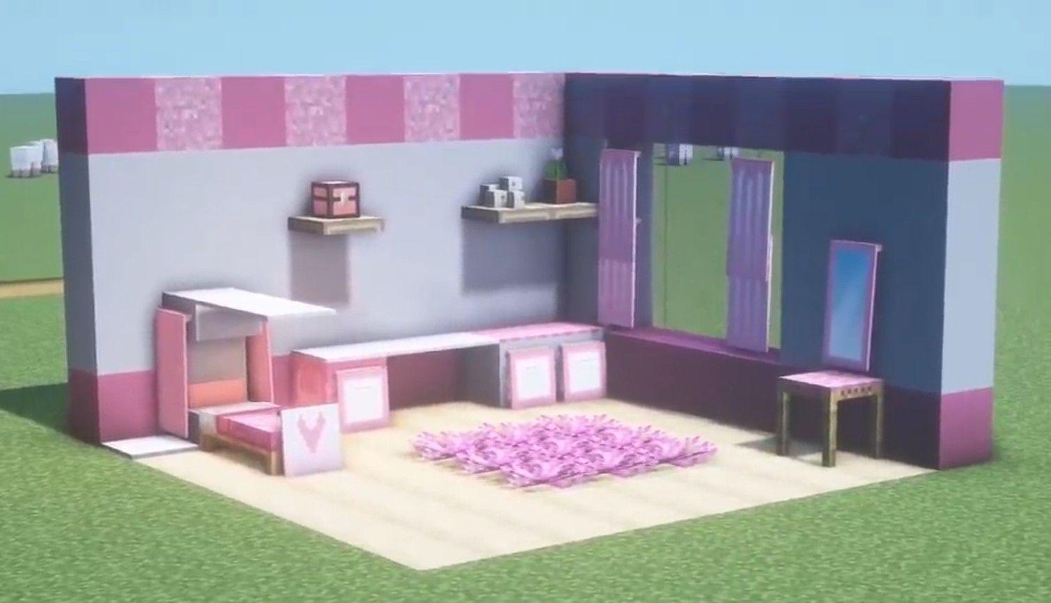 Cute Aesthetic Minecraft Bedrooms Novocom Top