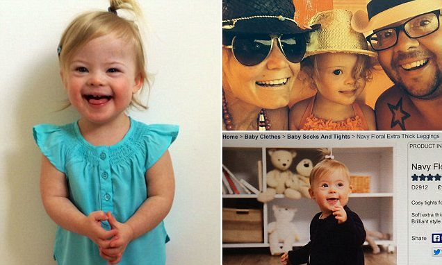 Mother's candid account of raising a child with Down's Syndrome