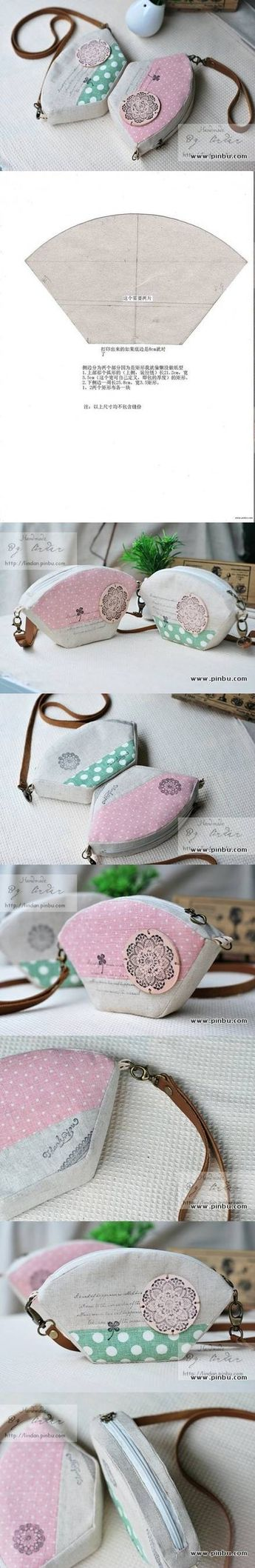 Mini sac à main fraîche bricolage
