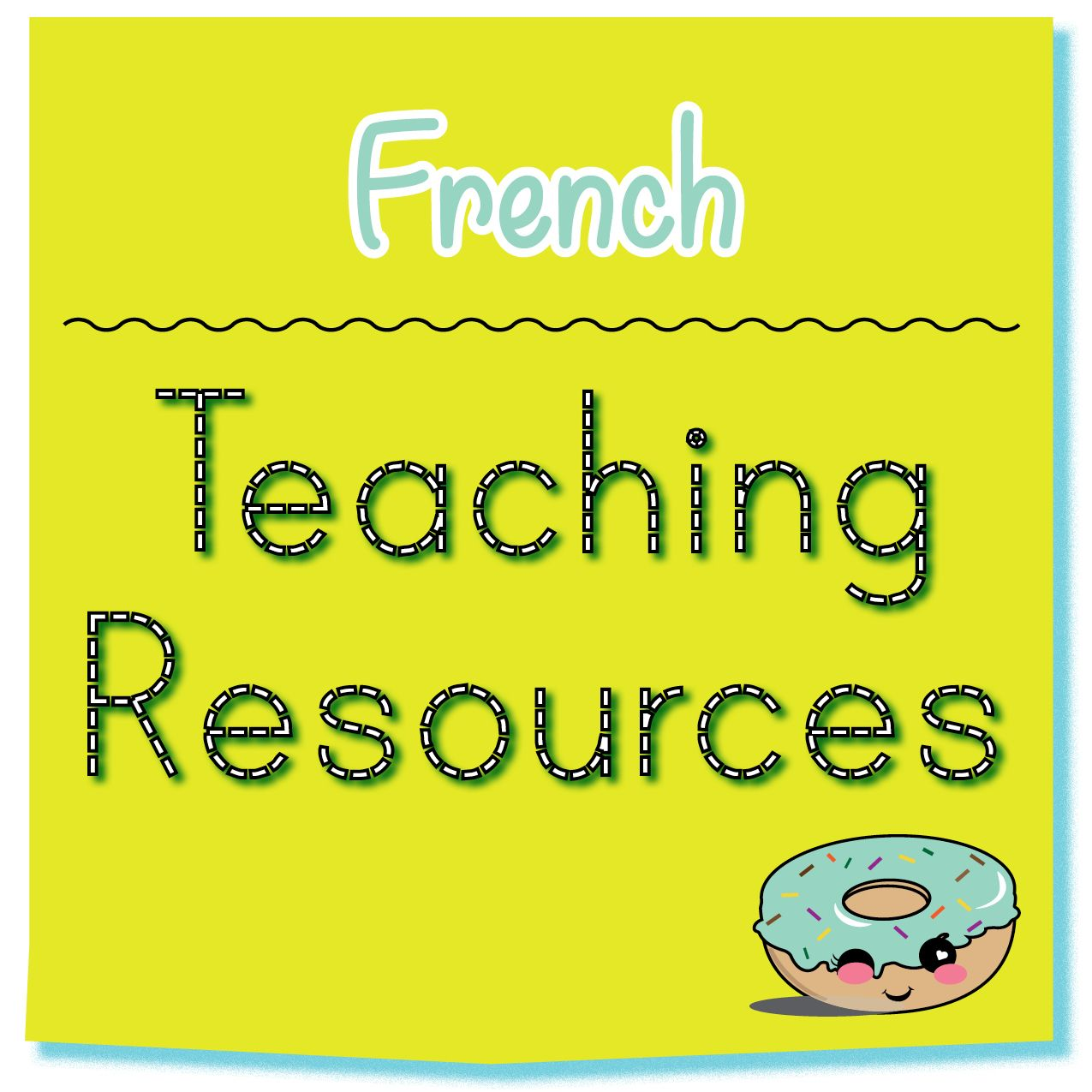 Pin By The Donut Kids On French Teaching Resources