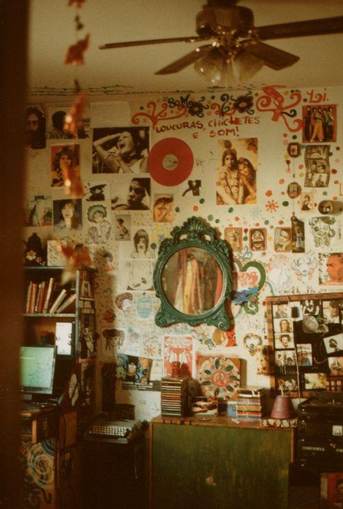 Retro  Hippie Room  Inspo  theluxeboheme Hippy room