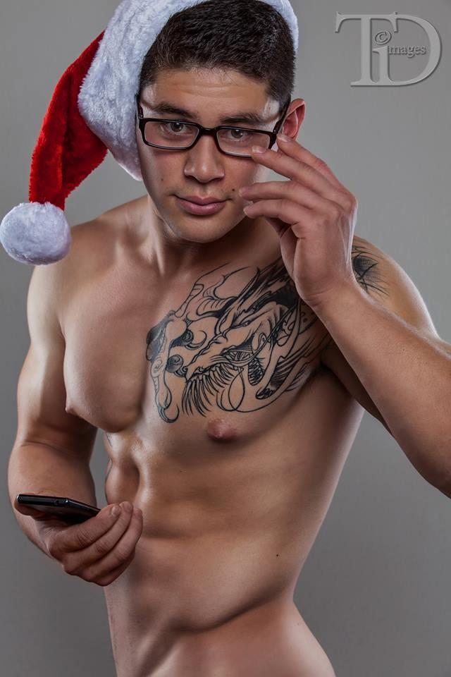Pocco Sanchez by Troy Davidson #nipples