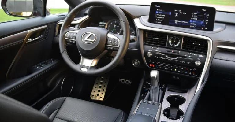 2021 Lexus RX 350L, 450h(L) Changes and Release Date 7