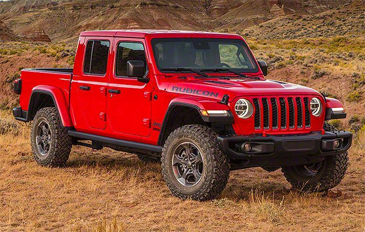 The 2020 Gladiator Is 100 Jeep 100 Truck Jeep Gladiator Pickup Trucks Jeep Pickup