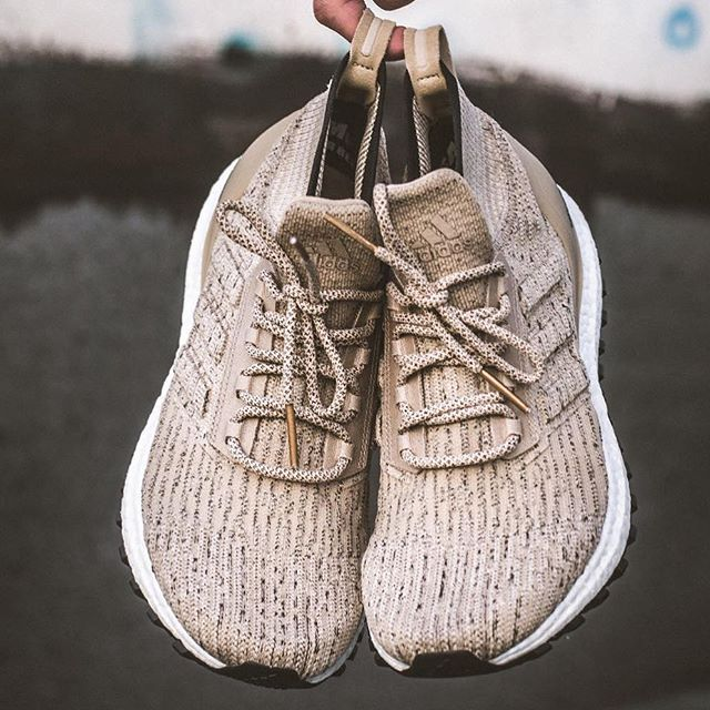 c98f05709 A khaki colorway of the adidas Ultra Boost ATR Mid emerges. Best one yet   For a closer look