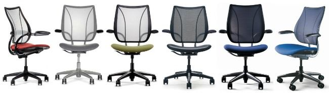Humanscale Chairs, Office Chairs