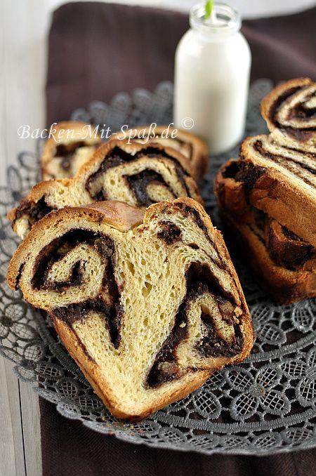 Chocolate Swirl Babka