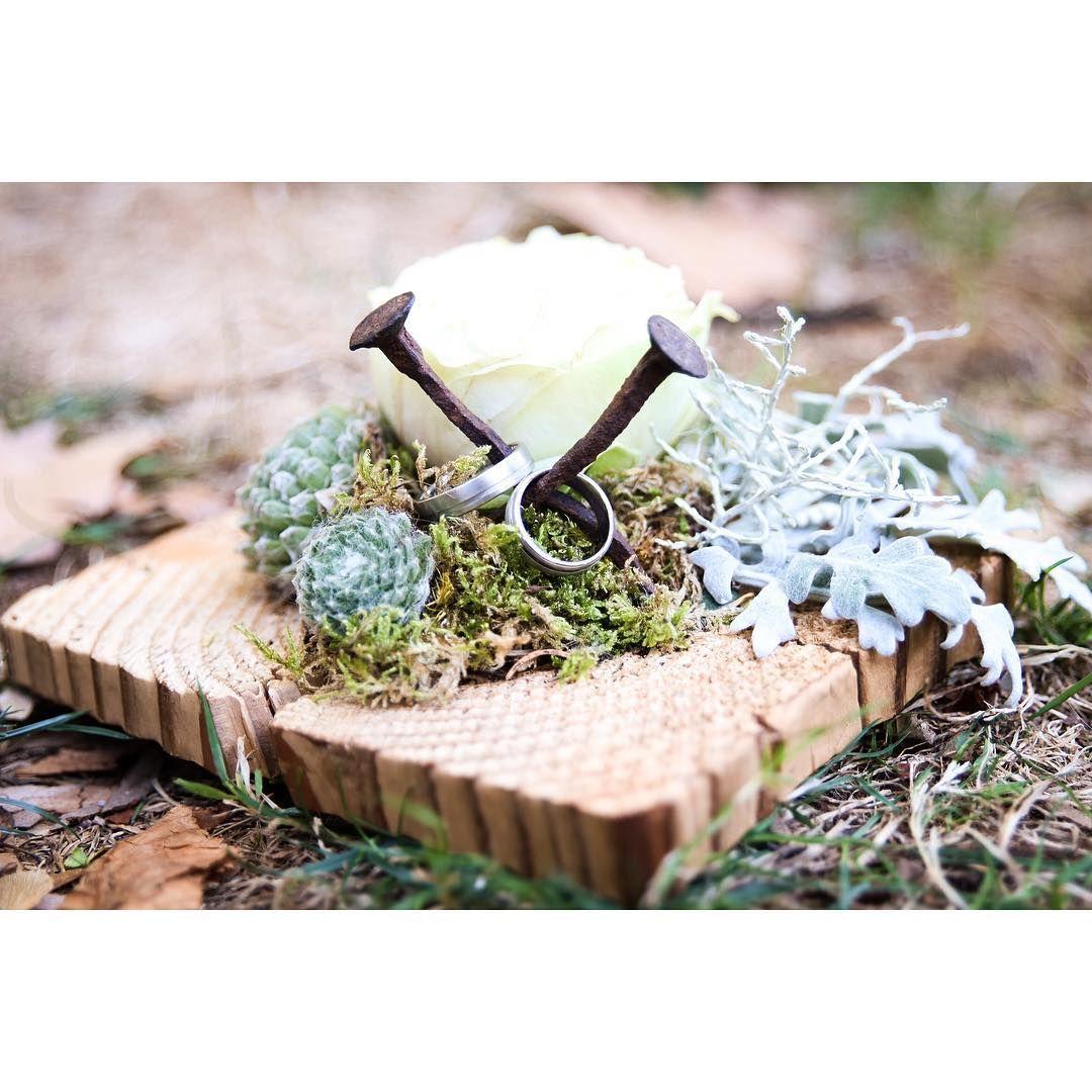 35 kreative Ringkissen-Alternativen - Hochzeitskiste