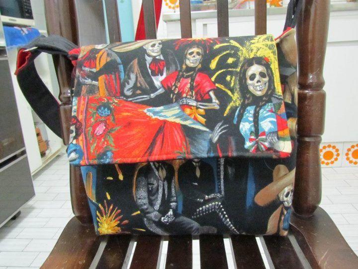 Bolsa Dia de los Muertos