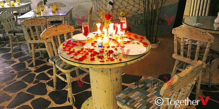 Beach Theme Dining Candle Light Dinner Romantic Candle Light Dinner Candle Light Dinner Ideas