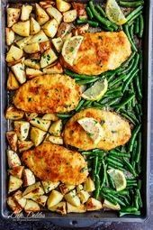 Simple and Healthy Meals in a Pan for Busy Moms  Two have come true  FITNESS 30 Simple and Healthy Meals in a Pan for Busy Moms  Two have come true  FITNESS  Crispy Leaf...