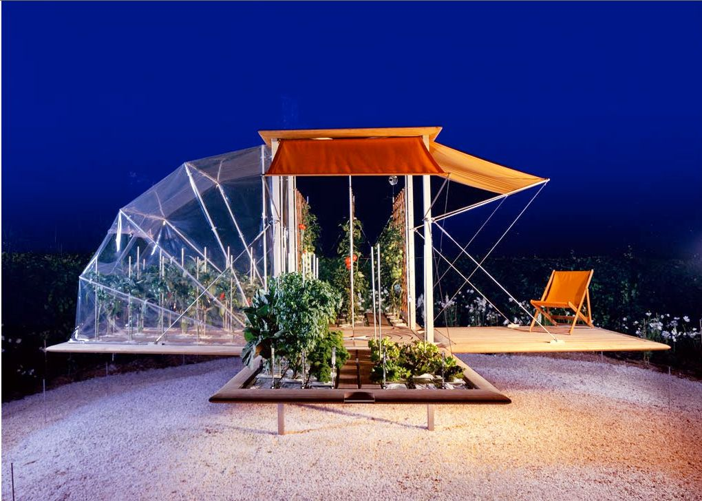 Le jardin modulaire de patrick nadeau architecture - Meuble de maison et jardin en c secondes ...