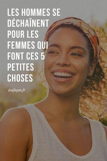 Comment le faire tomber amoureux de vous ? Les femmes qui ont su rendre les hommes fous d'elles savent que le secret repose dans ces 5 petites choses ! #amour #asafacon #fr