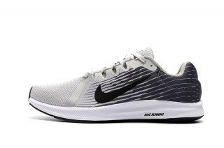 21e615681742 Mens Nike Downshifter 8 Casual Sneakers Wolf Grey Metallic Dark Grey Cool  Grey Black 908984 004