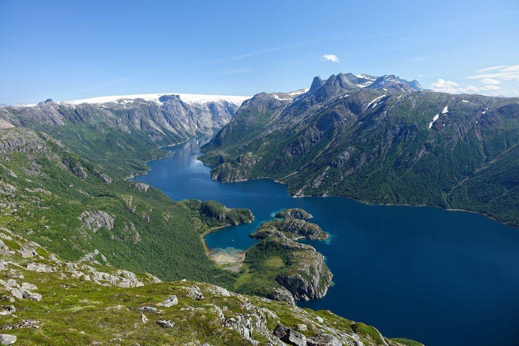 Straumdalsfjellet / Nordfjord / Svartisen