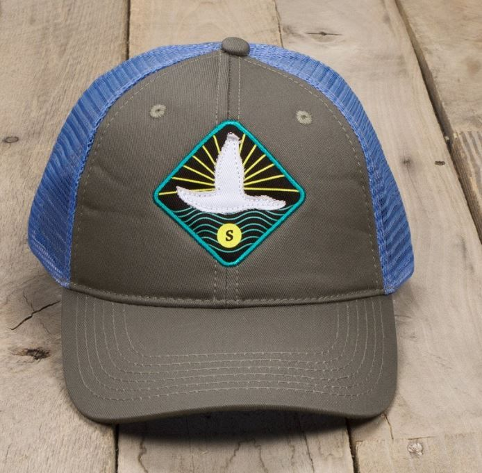 e6fa83bd5ab  We re excited about our new line of hats from Southern Marsh! Come check  out our latest arrivals like the Flying duck trucker hat.