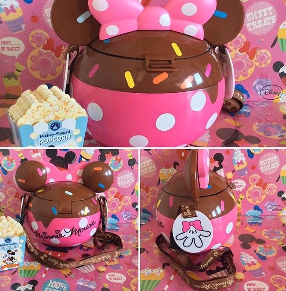 Tokyo Japan claw machine prize March 2016 Minnie sprinkles