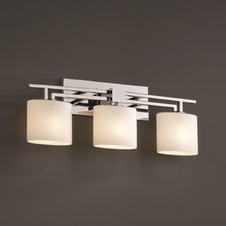 Great @Overstock   This 3 Light Bath Bar Provides Uplight Or Downlight  Contemporary Lighting For