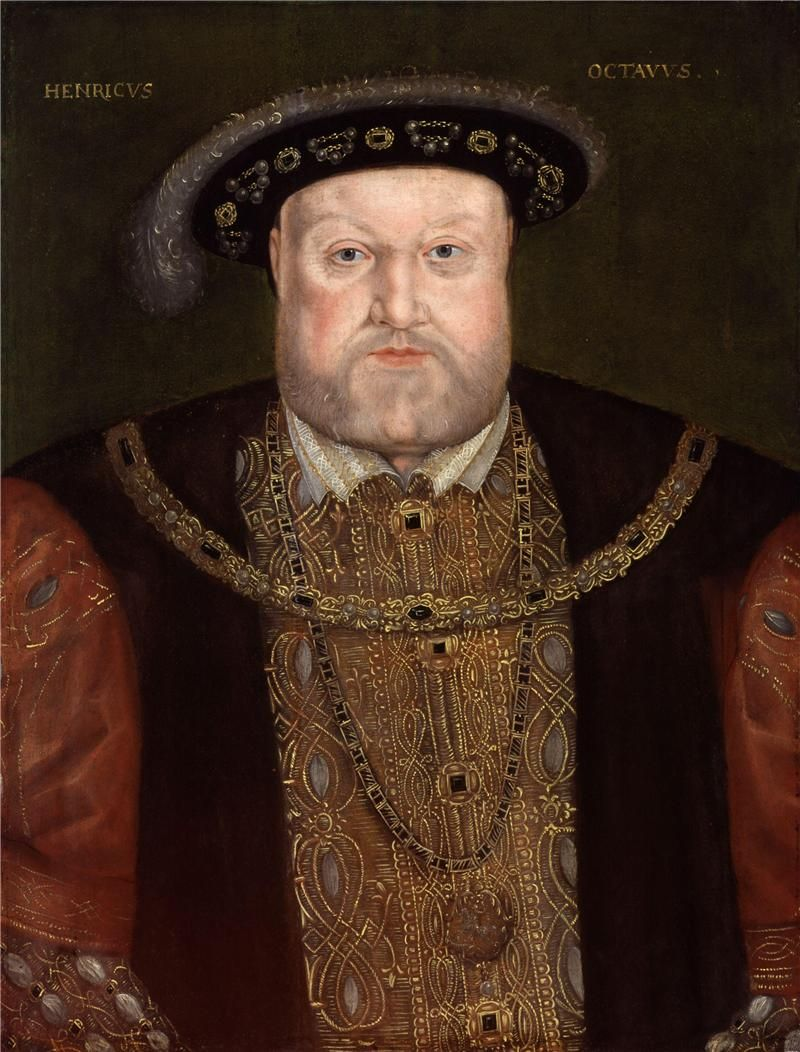 king henry viii King henry viii (june 28, 1491- january 28, 1547) was the second son of king henry vii and elizabeth of york he reigned as king of england from april 22 (crowned on june 24), 1509 until his death on january 28, 1547 he was accorded the title king of ireland by the irish parliament in 1541, having previously been styled lord of ireland.