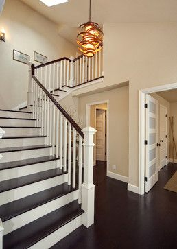 Redmond Revival Contemporary Entry Seattle By Interiors Dark Wood Floors Living Room Living Room Wood Floor Home