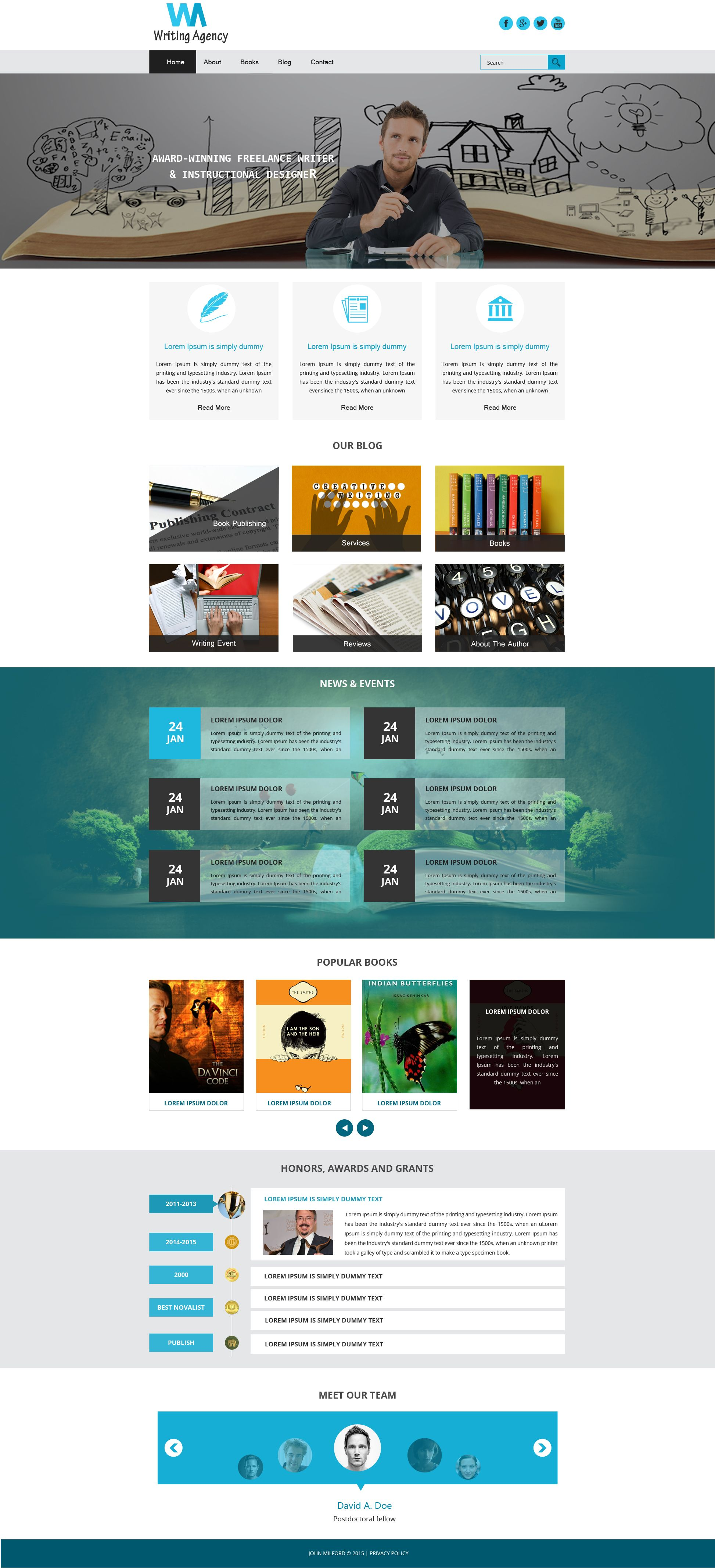 Sell365 S Writing Agency Template One Of The Best Website Builder In India Design And Cu Free Website Templates Ecommerce Website Template Ecommerce Template