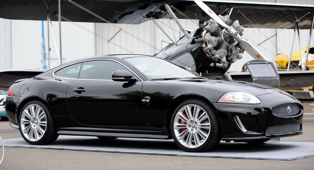 Jaguar Debuts Xkr175 Coupe Special Edition At Pebble Beach Carscoops Jaguar Xk Jaguar Car Jaguar Price