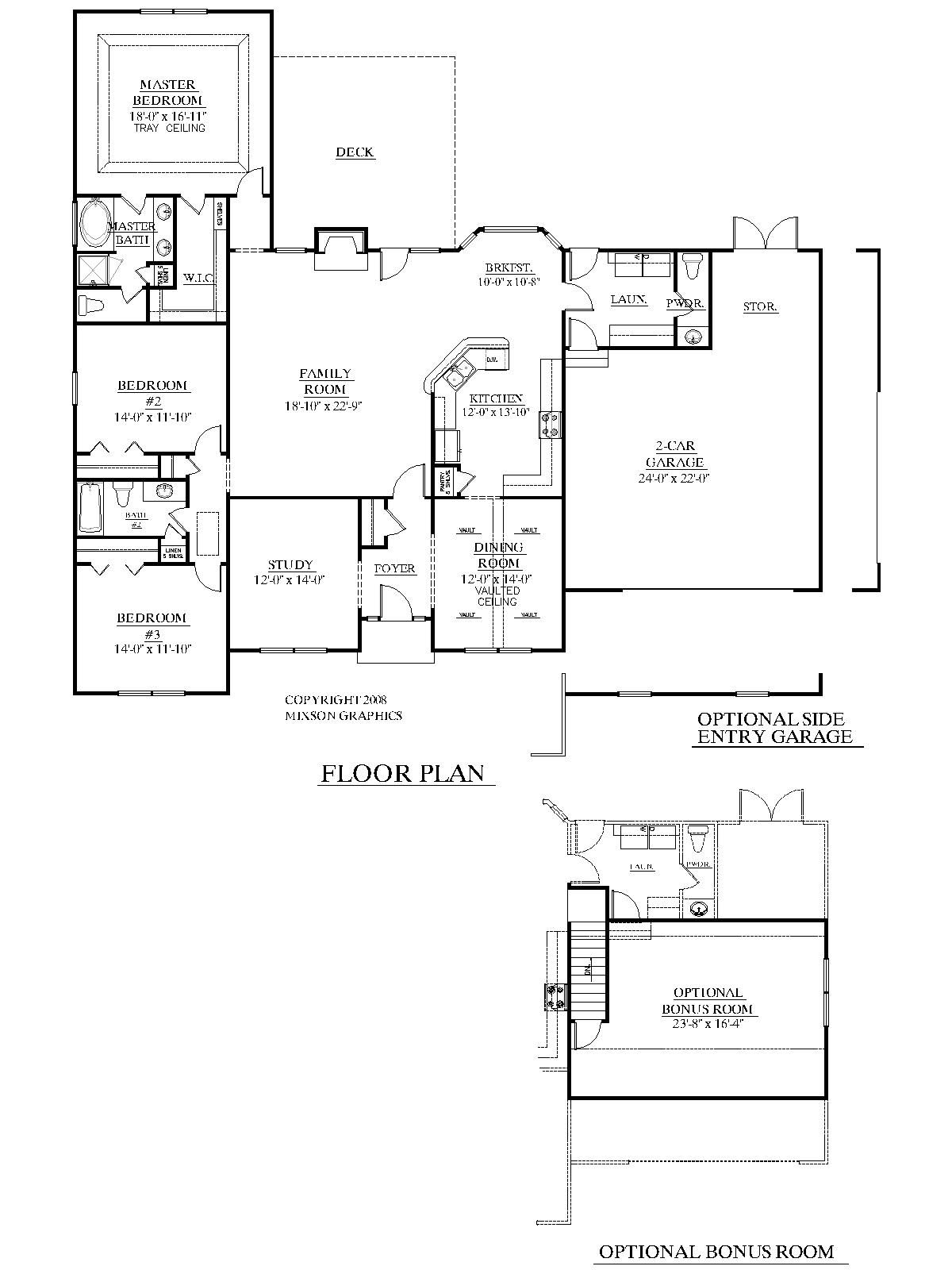 House Plan 2334-A Manning A floor plan   Home Plans   House ... on mount vernon home, ravenel home, perry home, ryan home, bethany home,