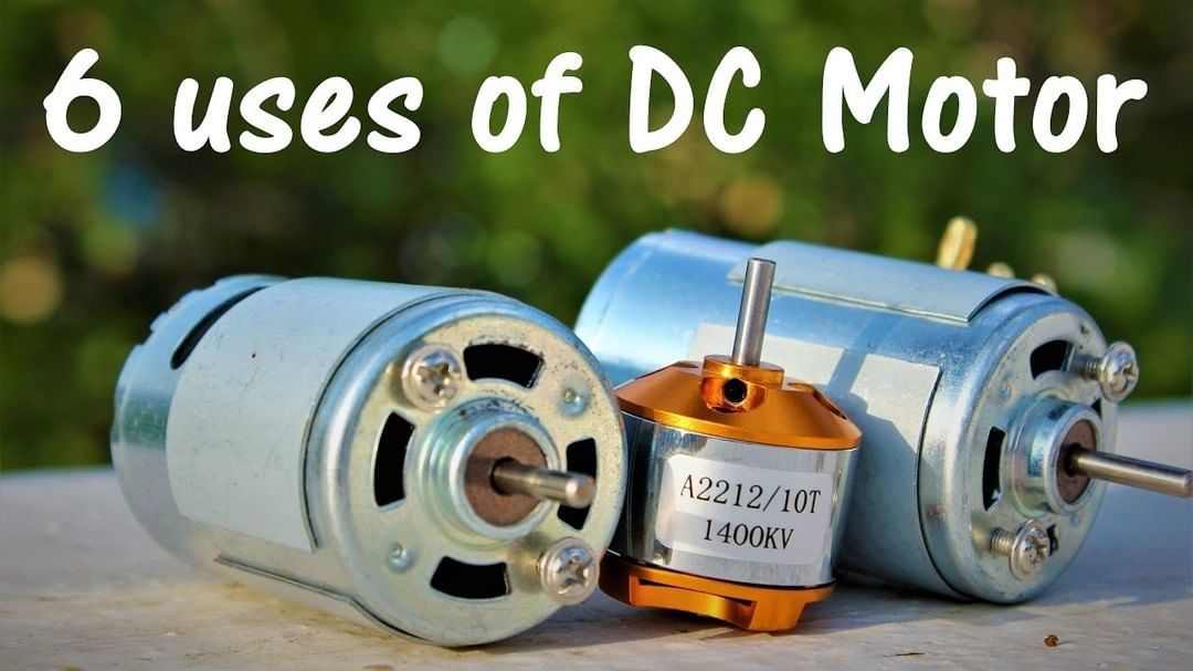 Link In Bio 6 Handy Diy Projects Using A Dc Motor Dcmotor Diy Diydcmotor Diyelectronics Diyhacks D With Images Diy Generator Diy Electronics Washing Machine Motor