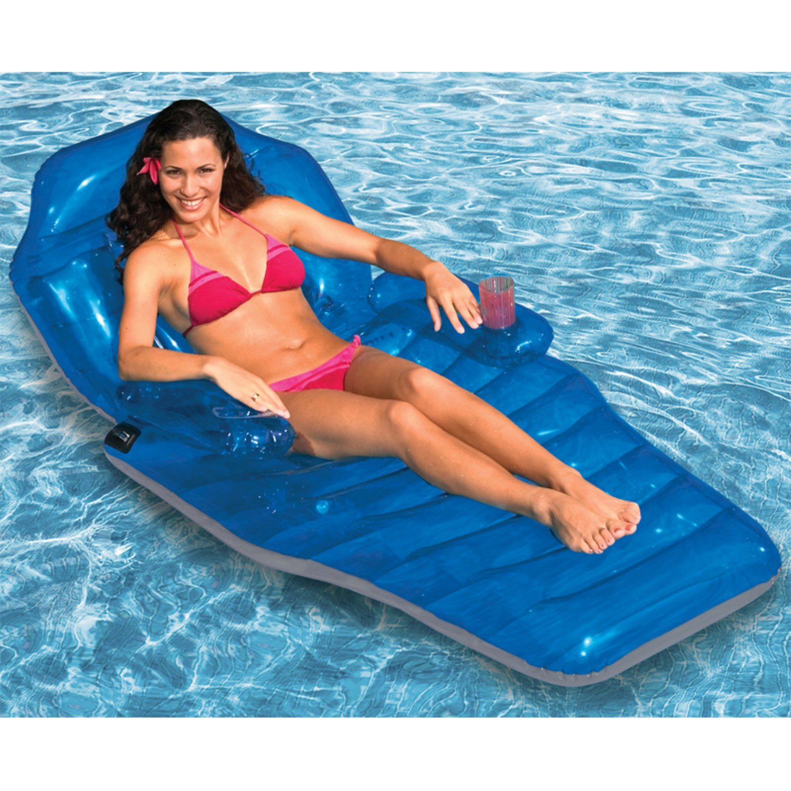 Incredible Poolmaster Adjustable Chaise Floating Lounge Products In Ocoug Best Dining Table And Chair Ideas Images Ocougorg