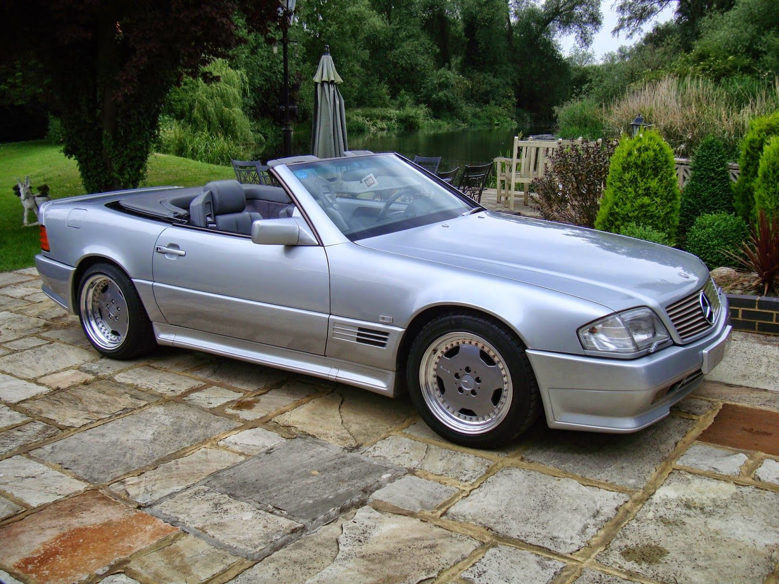 Mercedes Benz R129 Sl500 6 0 Amg With Images Mercedes Benz