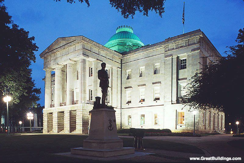 State Capital Raleigh North Carolina My First Home In