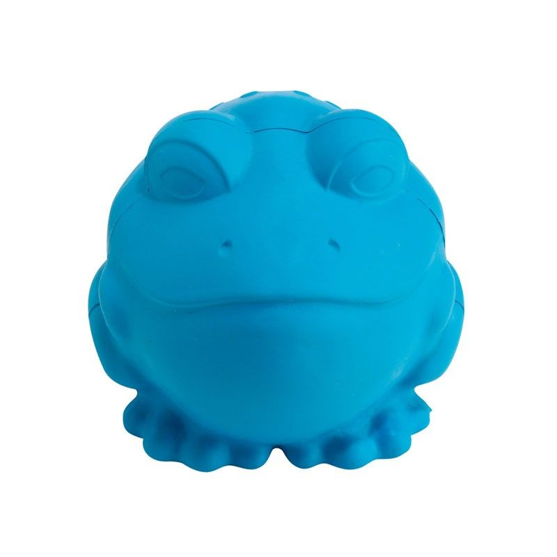 Darwin the frog squeaky dog toy 1295 toy puppies jw