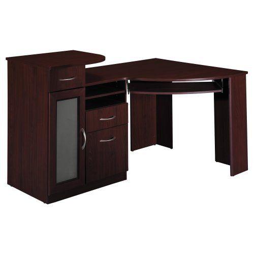 Bush Furniture Vantage Corner Desk, Bush Furniture Corner Desk
