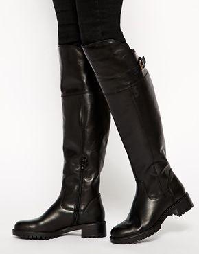 d348248d2 Botas negras de caña alta para mujer http   stylabel.com product