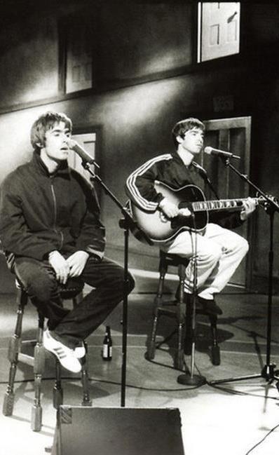Oasis Imágenes poco vistas - Taringa! | GUYS | Oasis band