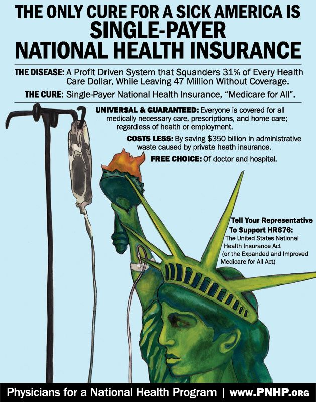 The Need For A Universal Health Care System In The United States