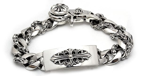 Rakuten Chrome Hearts Chrome Hearts Floral Cross Id Fancy Chain