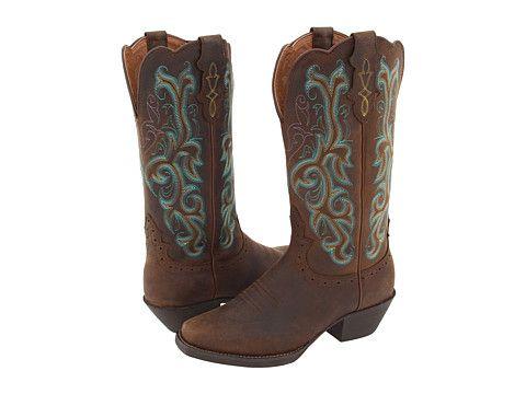 Justin J Flex Western Boot