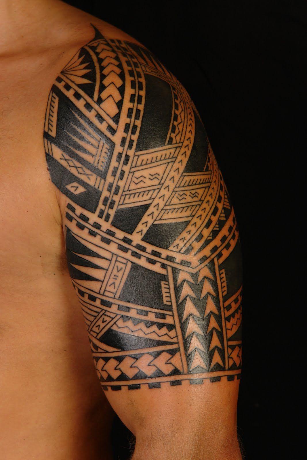 TATUAJES MAORIES SIGNIFICADO Y 9 TEMAS Tatuajes Pinterest