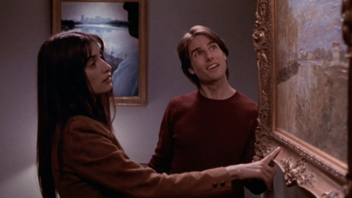 This Tumblr Celebrates The Art In The Background Of Our Favorite Movies Vanilla Sky Film World Interview With The Vampire