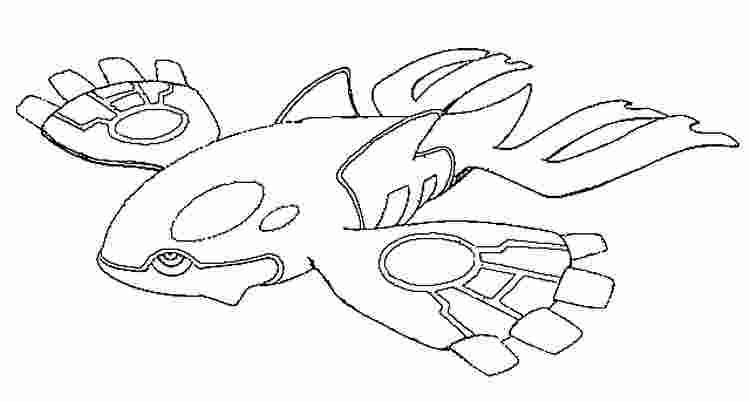 Coloring Book Kyogre Pokemon Coloring Pages More Than 44