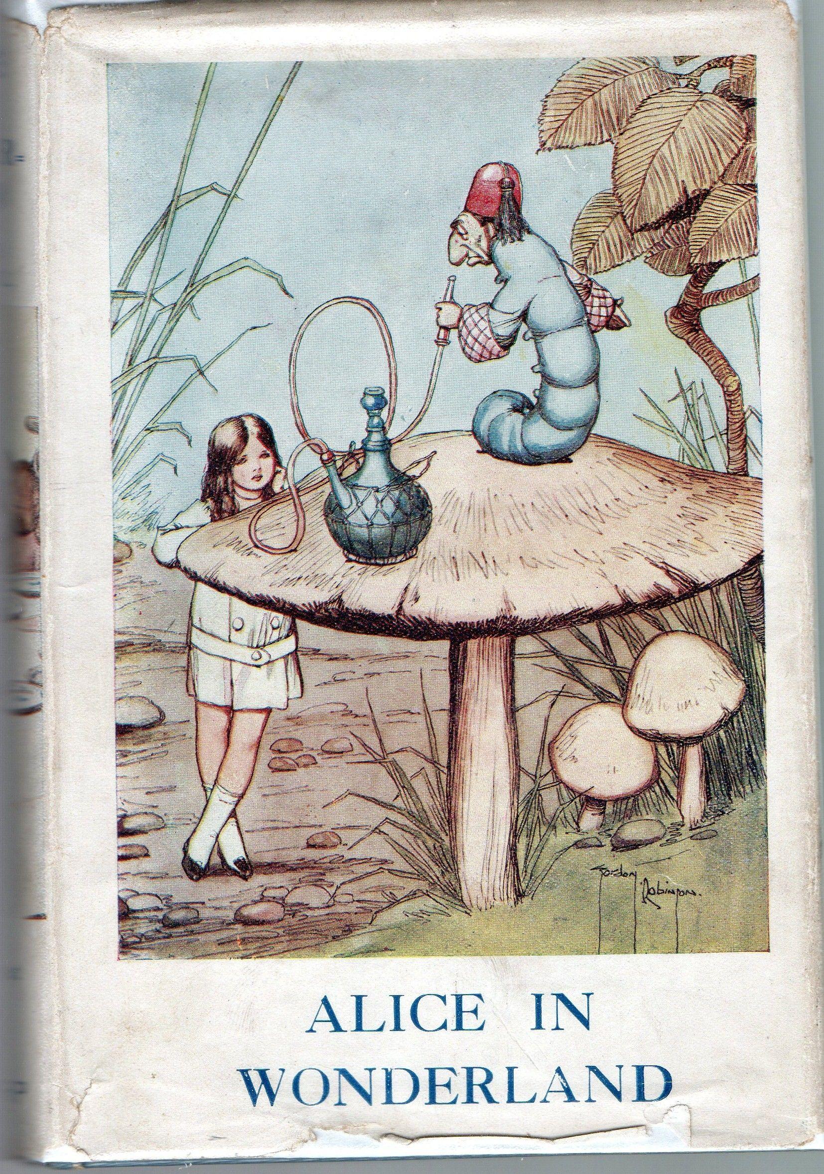 Alice I Vidunderland Info