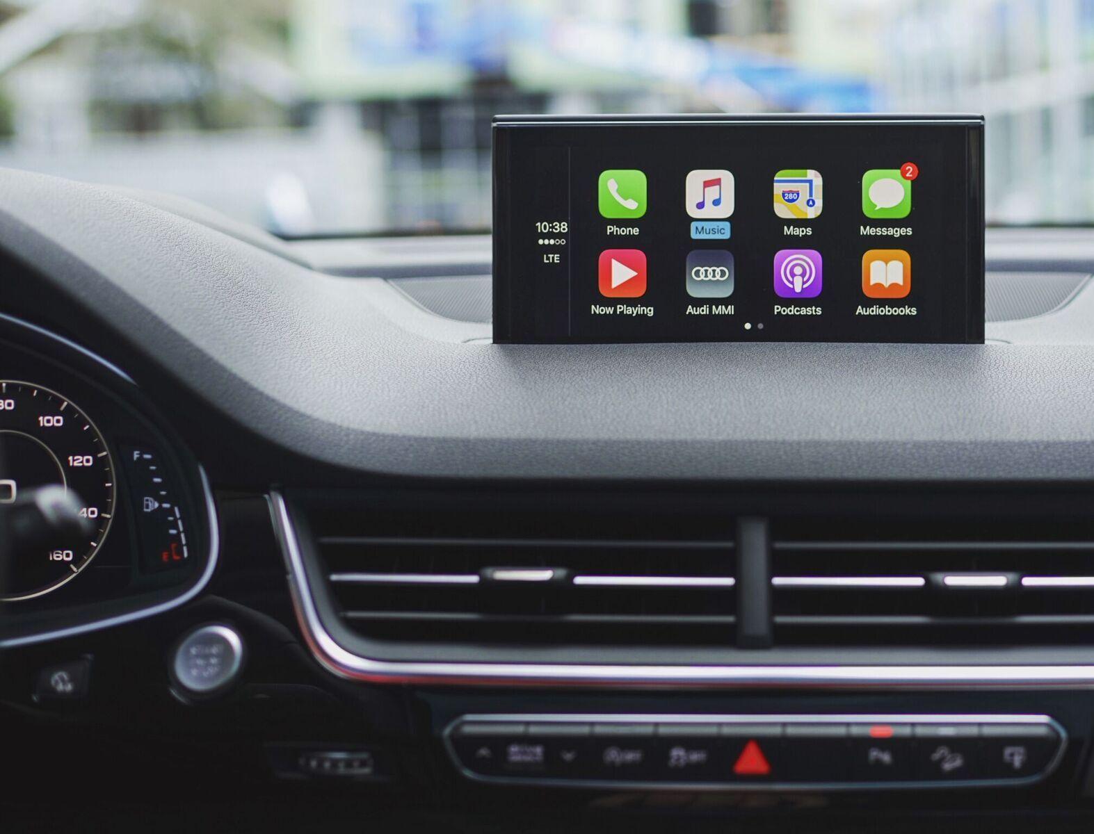Q7 Apple Carplay Audi Seattle U District Seattle Wa Audiseattle Com Audi Luxury Car Dealership Audi Q7