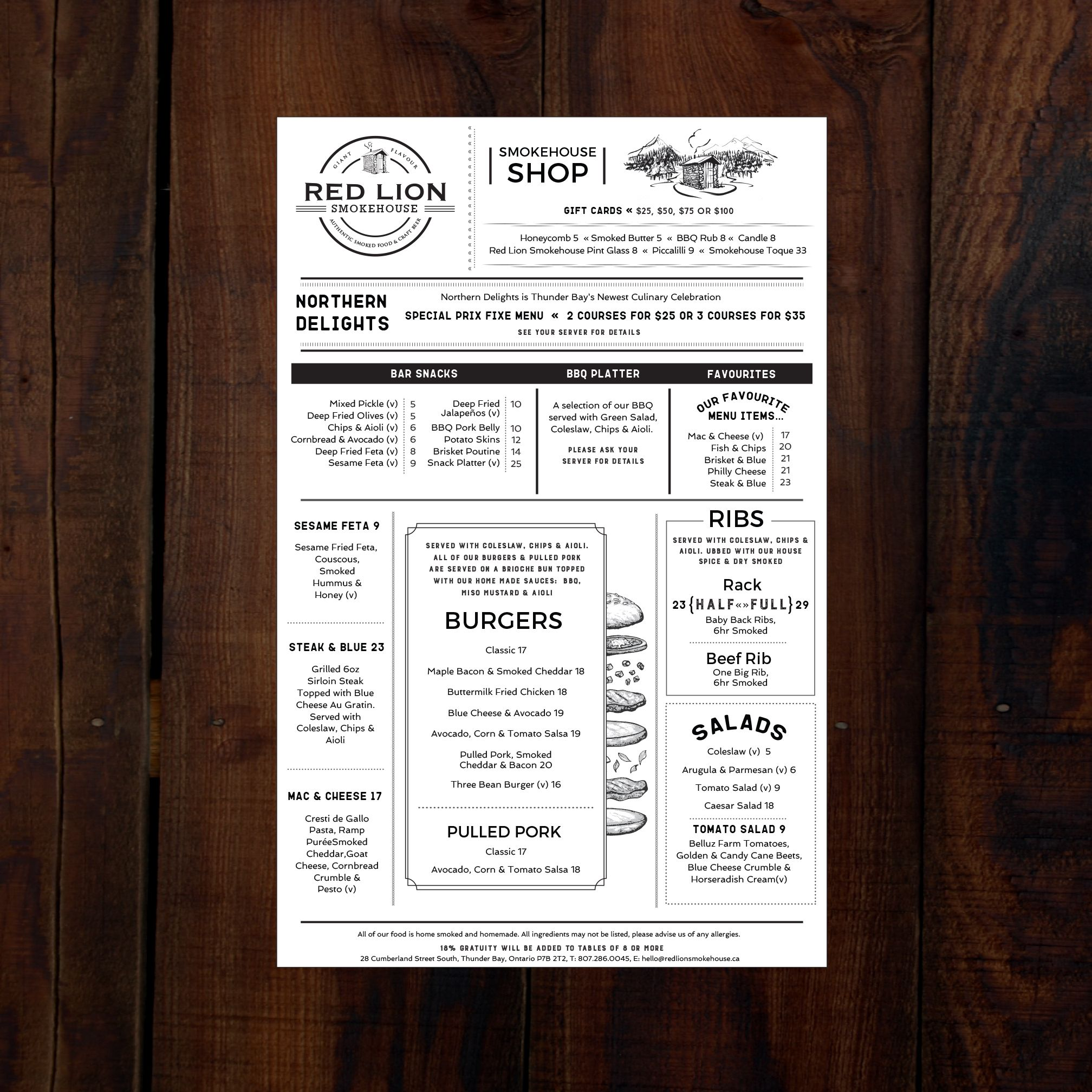 Designs Designs Wanted For Craft Beer Bar Restaurant Menu