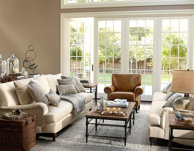 potterybarn great colour scheme maybe change up my living room next