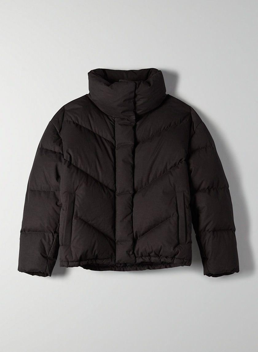 The Cloud Puff Puffer Jacket Style Black Puffer Jacket Jackets [ 1147 x 840 Pixel ]