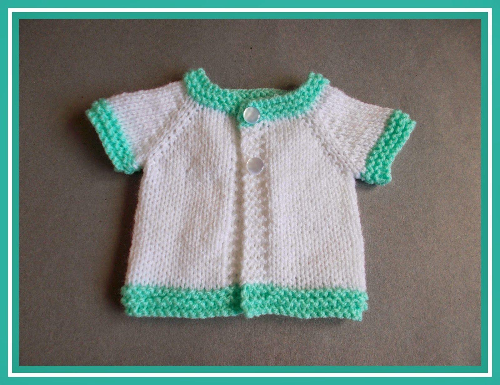 Topaz - Premature Baby Cardi (marianna\'s lazy daisy days) | Babies ...